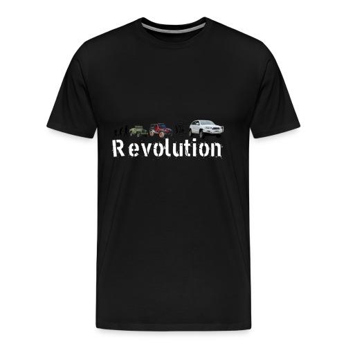Grand T shirt png - Men's Premium T-Shirt