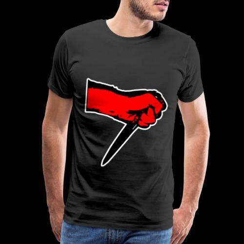 KNIFER - Men's Premium T-Shirt