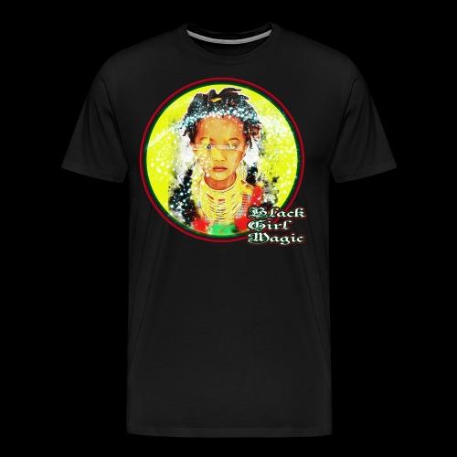 Black Girl Magic - Men's Premium T-Shirt