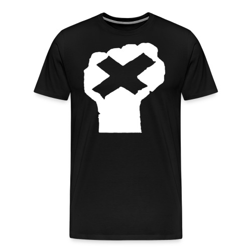 x fist - Men's Premium T-Shirt