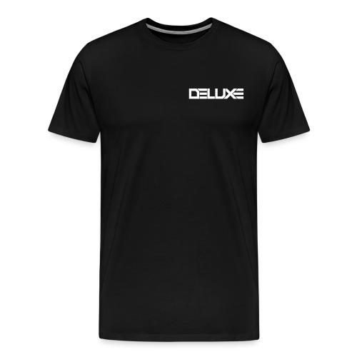 DELUXE Logo Reverse - Men's Premium T-Shirt