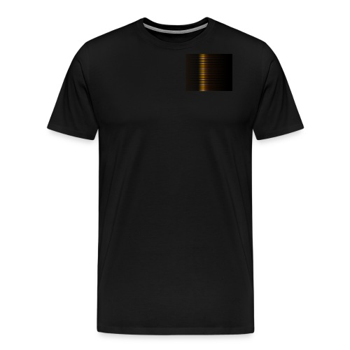 Gold Color Best Merch ExtremeRapp - Men's Premium T-Shirt