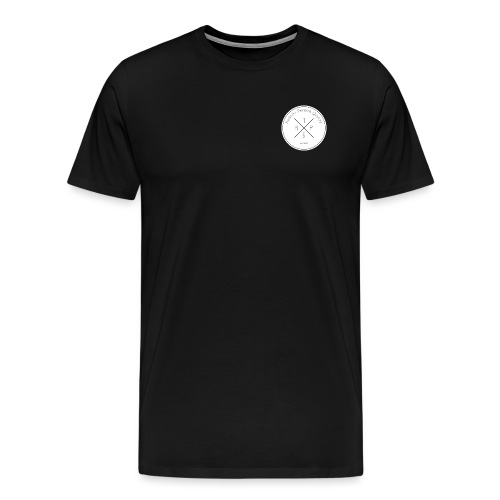 hipsterlogogenerator 1469971016005 png - Men's Premium T-Shirt
