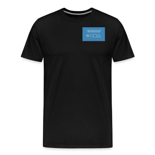 russ yazik 7 jpg - Men's Premium T-Shirt