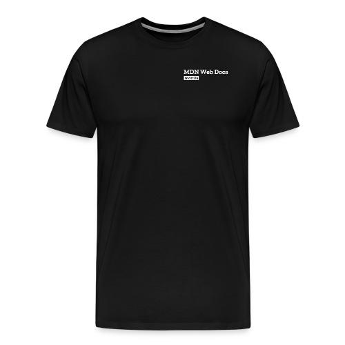 MDN Web Docs - Men's Premium T-Shirt