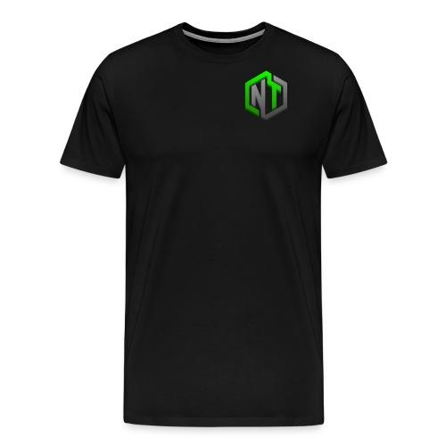 NayTendo GameCube Style Proffesional Logo - Men's Premium T-Shirt