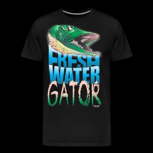 Gator - Men's Premium T-Shirt