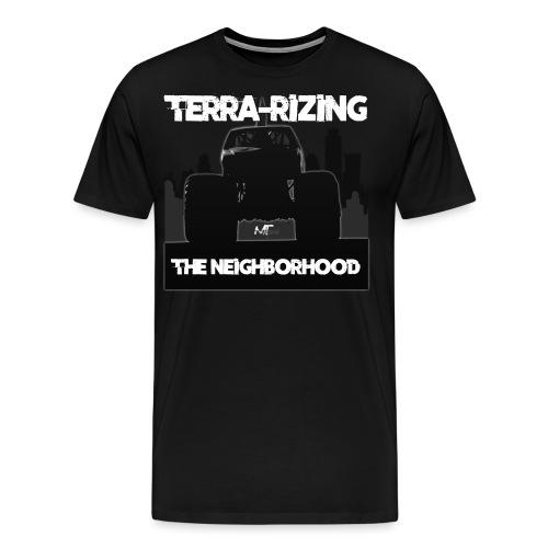 terra2 - Men's Premium T-Shirt