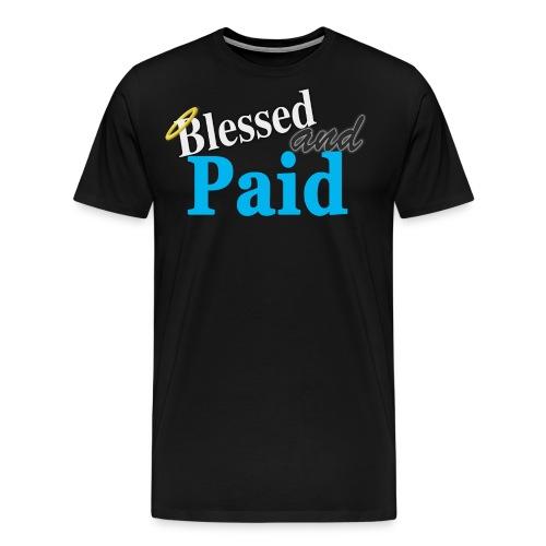 Baby Blue Angel - Men's Premium T-Shirt