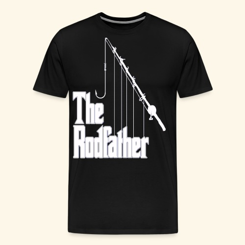 Rodfather - Men's Premium T-Shirt