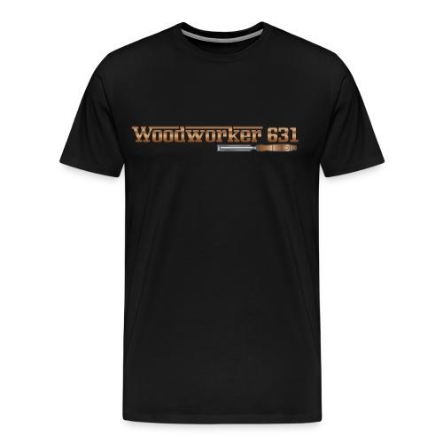 Woodworker 631 - Men's Premium T-Shirt