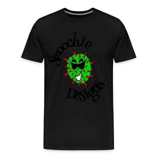 Smoochie Designs logo - Men's Premium T-Shirt