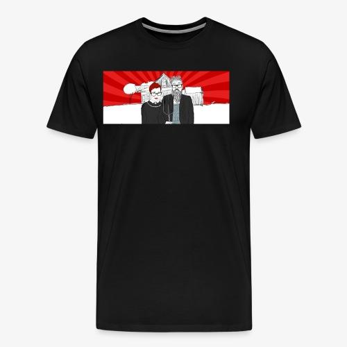 56C2A380 9788 4F28 9CFF 166CAB126E51 - Men's Premium T-Shirt