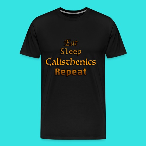 Calisthenics - Men's Premium T-Shirt