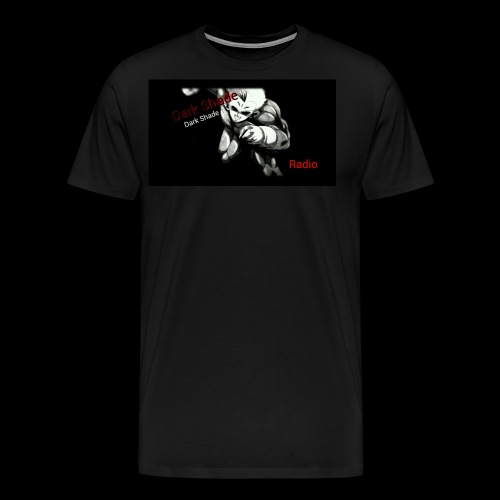 Dark Shade Radio Episodes - Men's Premium T-Shirt