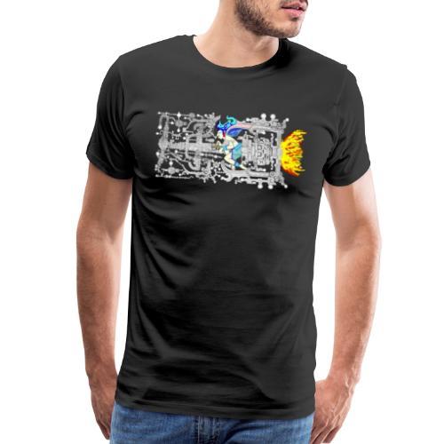 palenque x - Men's Premium T-Shirt