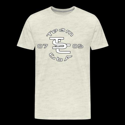 TSC Interlocked - Men's Premium T-Shirt