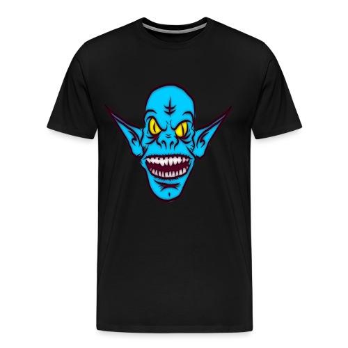 Alien Troll - Men's Premium T-Shirt