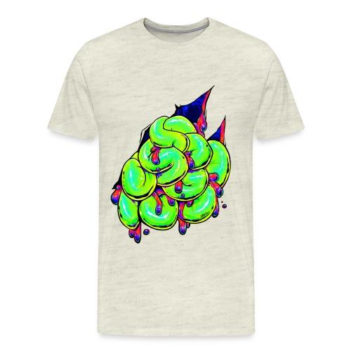 Entrails shirt png - Men's Premium T-Shirt