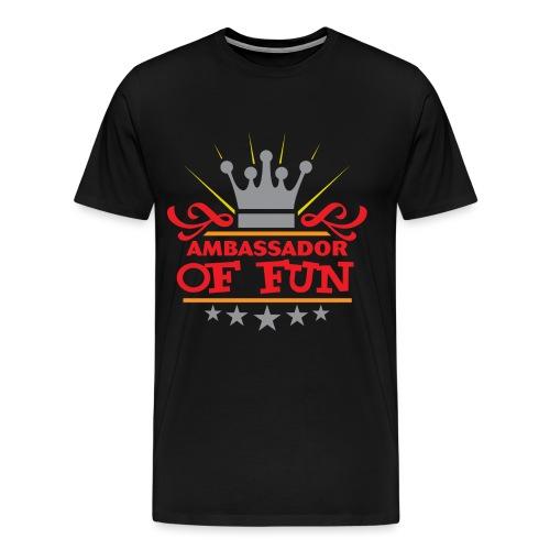 Ambassador Of Fun - Men's Premium T-Shirt