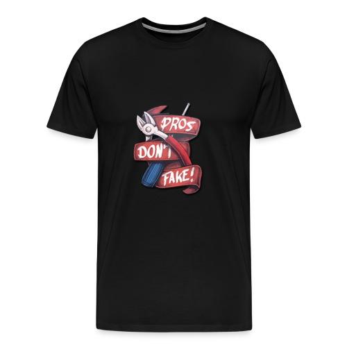 prosdontfake - Men's Premium T-Shirt