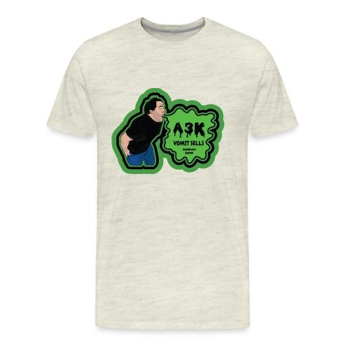 A3k Vomit Sells - Men's Premium T-Shirt