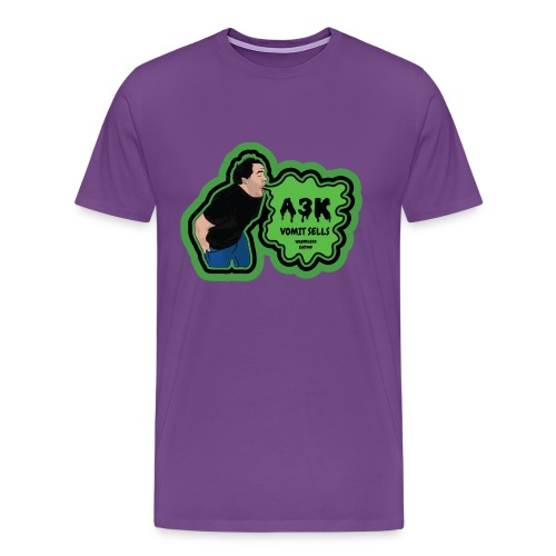 A3k Vomit Sells - Men's Premium T-Shirt