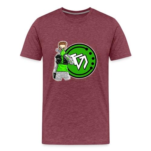 100K - Men's Premium T-Shirt