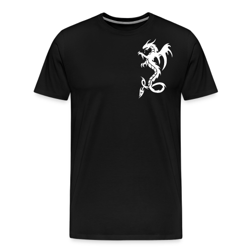 Light Dragon - Men's Premium T-Shirt