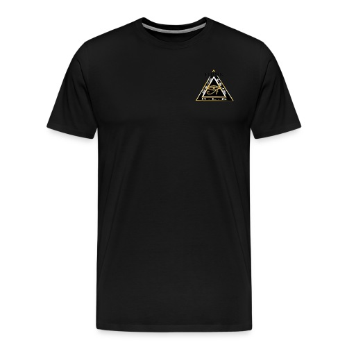 Think B.L.K. (The Vision W/in) - Men's Premium T-Shirt