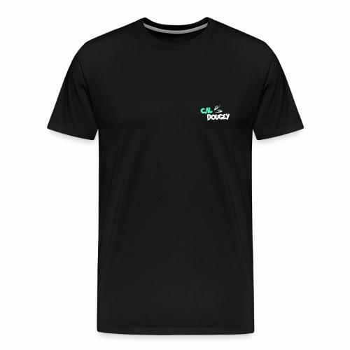 CalDougey Logo - Men's Premium T-Shirt