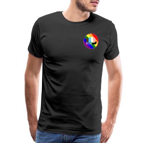 BOSS PRIDE - Men's Premium T-Shirt