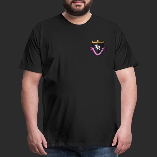 Puissant Royale Logo - Men's Premium T-Shirt