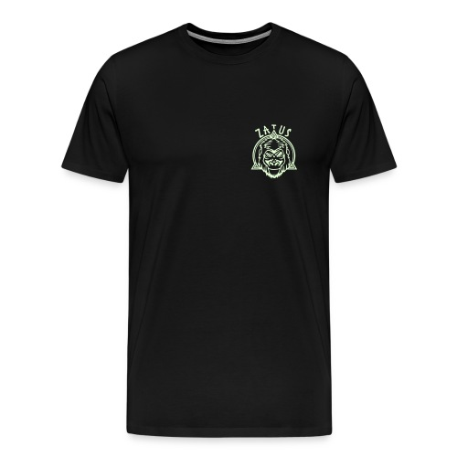 HandMonkey Front V2 - Men's Premium T-Shirt