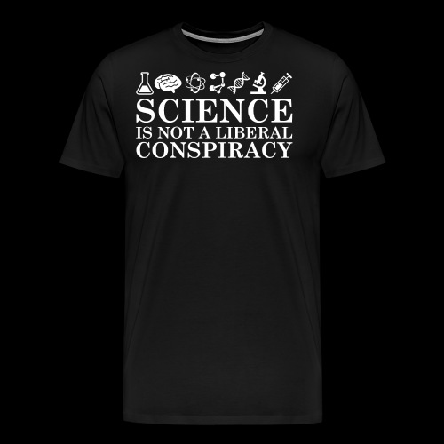 Science Conspiracy - Men's Premium T-Shirt