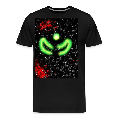 Bloodied Galaxy T-Shirt - Men's Premium T-Shirt