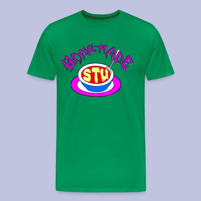 home made stu Logo