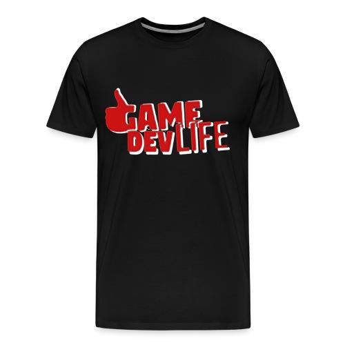 Game Dev Life (NEW DESING) - Men's Premium T-Shirt