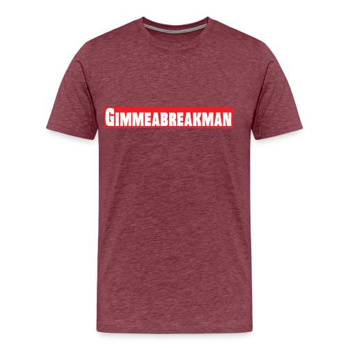 break2 - Men's Premium T-Shirt