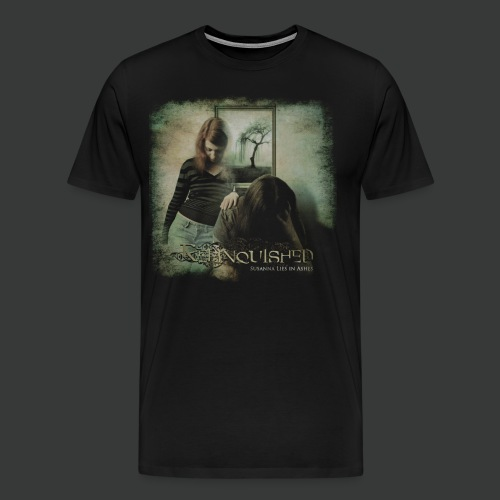 Relinquished - Susanna Lies In Ashes (Vintage) - Men's Premium T-Shirt