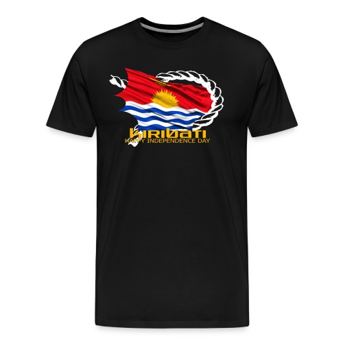 Republic of Kiribati - Men's Premium T-Shirt