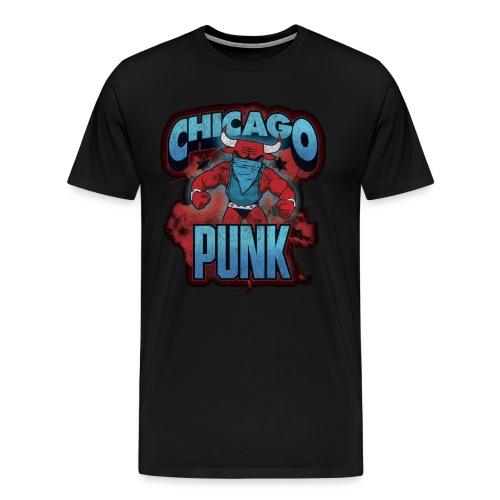 Chicago Punk Vintage - Men's Premium T-Shirt