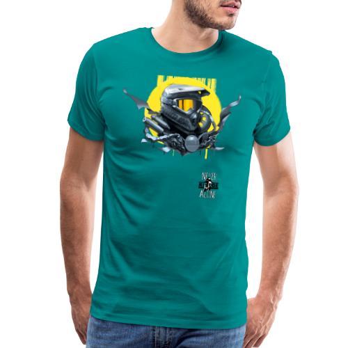 Americana - Men's Premium T-Shirt
