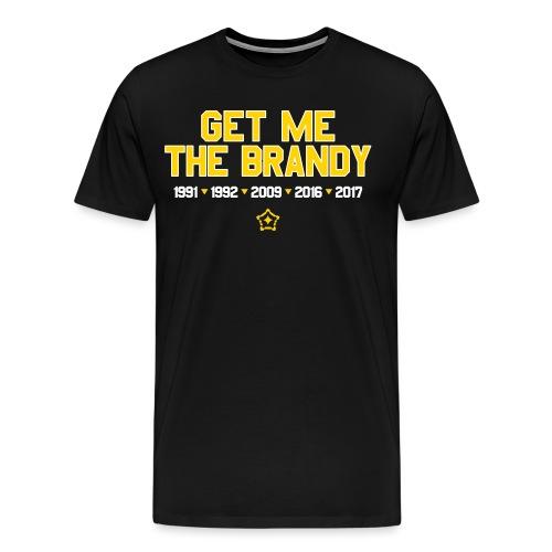 brandyv - Men's Premium T-Shirt