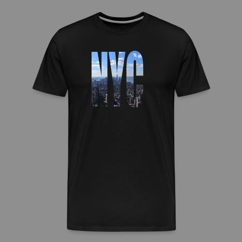 NYC V2 - Men's Premium T-Shirt
