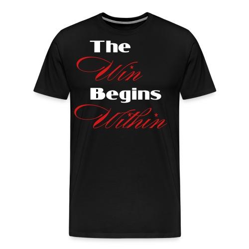 Winner's Apparel - Men's Premium T-Shirt