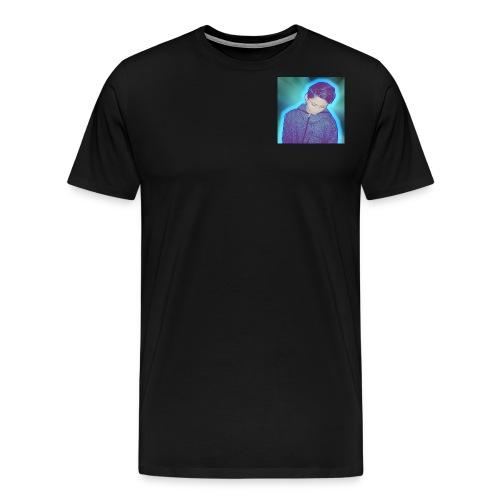 NOAHANDIOS BLACK T SHIRT - Men's Premium T-Shirt