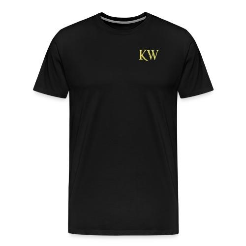KW - Men's Premium T-Shirt