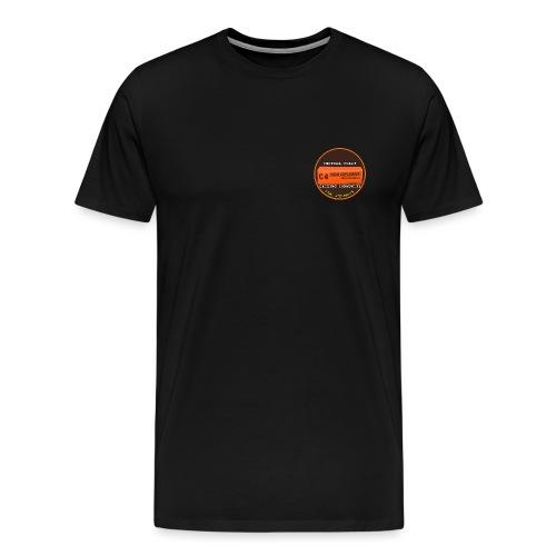 C4 2018 Logo - Men's Premium T-Shirt