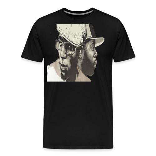 BlackStar - Men's Premium T-Shirt